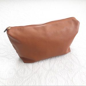 Nordstrom Street Level Faux Leather Travel Bag